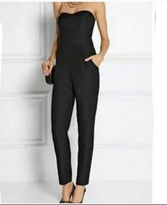 STUNNING Ted Baker Corseted Jumpsuit